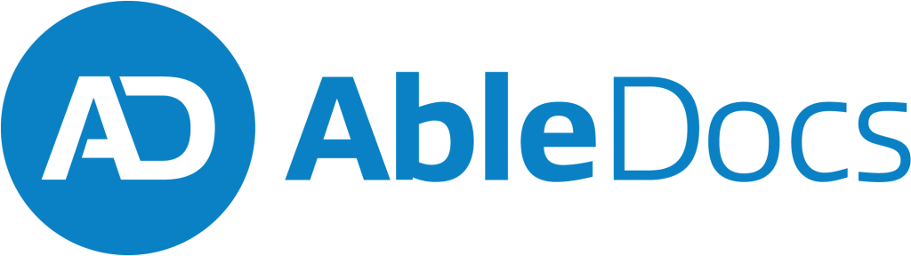 Able Docs Logo